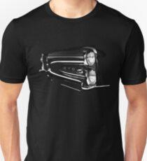 1967 Pontiac GTO Black - hoher Kontrast 1 Slim Fit T-Shirt
