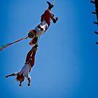 Voladores de Papantla  by Yukondick