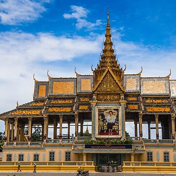 Cambodian Royal Palace by Fike2308
