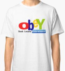 Obay  Classic T-Shirt