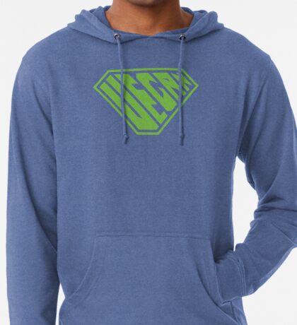 Vegan SuperEmpowered (Green) Lightweight Hoodie