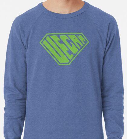 Vegan SuperEmpowered (Green) Lightweight Sweatshirt