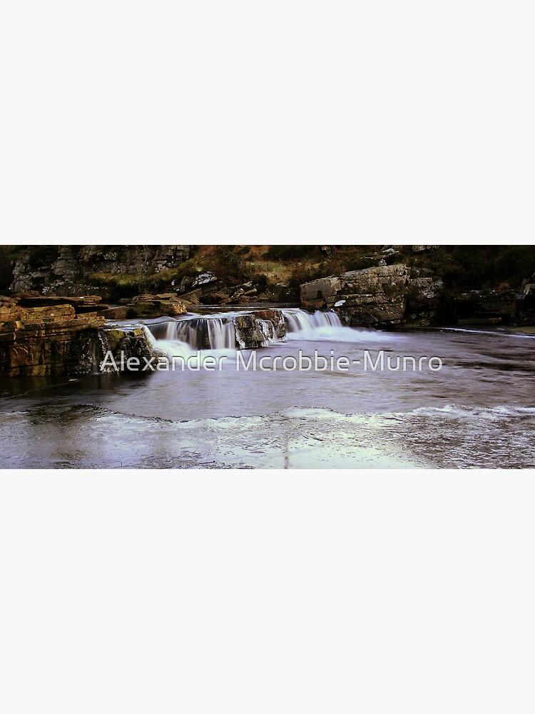 Ice Flow 3 by Alexanderargyll