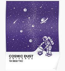 Cosmic Dust Poster