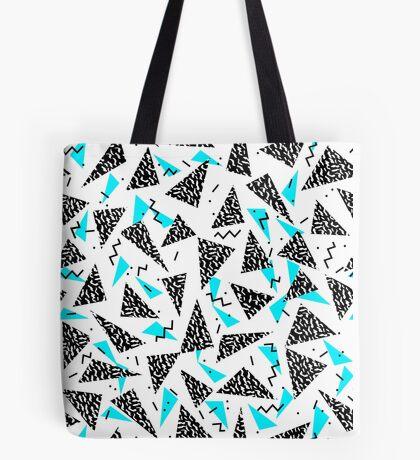 Missy - 80s Retro, Throwback Memphis Inspired Design Tote bag