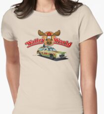 WALLEY WORLD - NATIONAL LAMPOONS VACATION (V2) Women's Fitted T-Shirt