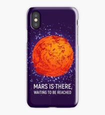 SPACE EXPLORATION, Planet 02, Mars iPhone Case