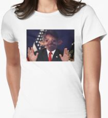 Funny Trump Women's Fitted T-Shirt