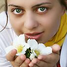 Jesa and The Cherokee Rose by Jonicool