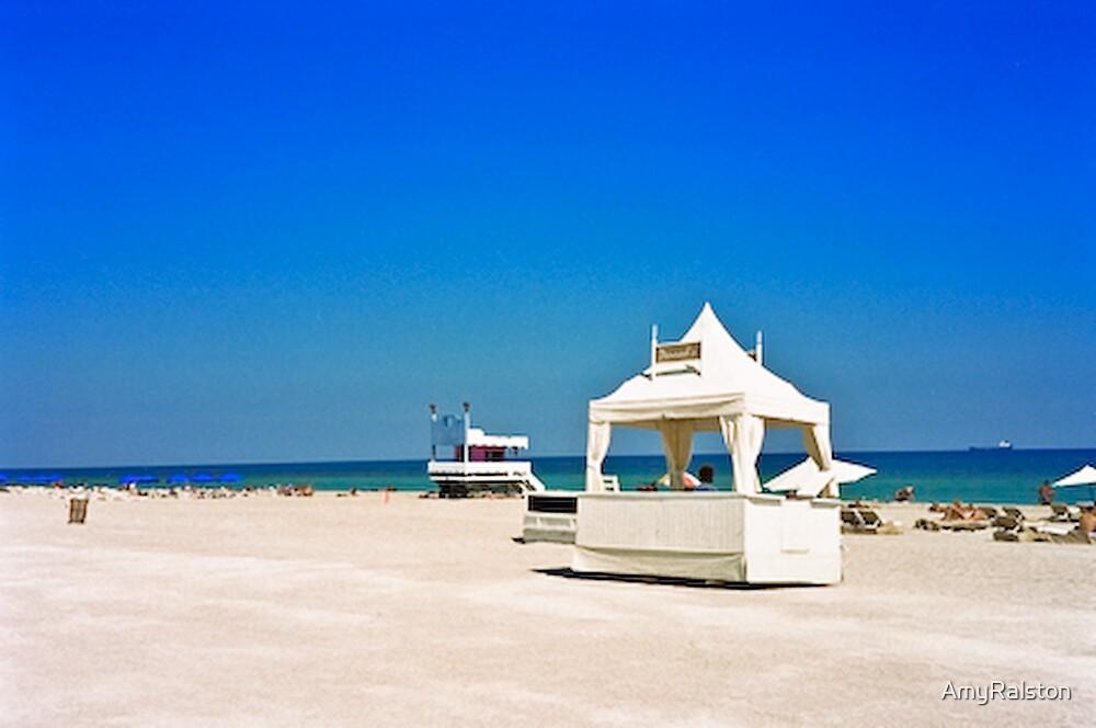 Miami Beach by AmyRalston