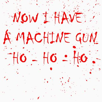 Machine Gun by BenVenom