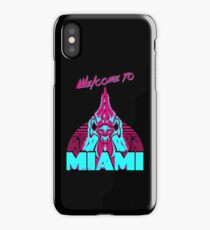Welcome to Miami - I - Richard iPhone Case/Skin