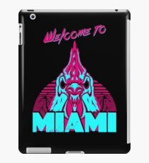 Welcome to Miami - I - Richard iPad Case/Skin