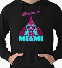 Welcome to Miami - I - Richard Lightweight Hoodie