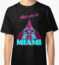 Welcome to Miami - I - Richard Classic T-Shirt