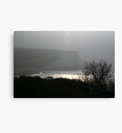 Misty Sisters Canvas Print