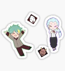 Death Parade 3 Sticker