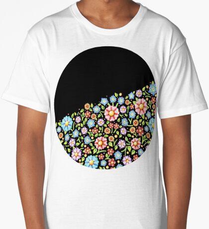 Millefiori Horizon Long T-Shirt