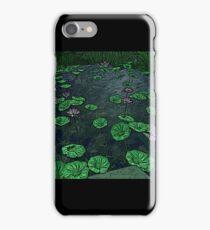 Lily Pad Lake iPhone Case/Skin