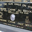 Tomb Stone by Wear 2015 by Cathie Brooker