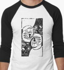 Teddy The Tank Engine Men's Baseball ¾ T-Shirt