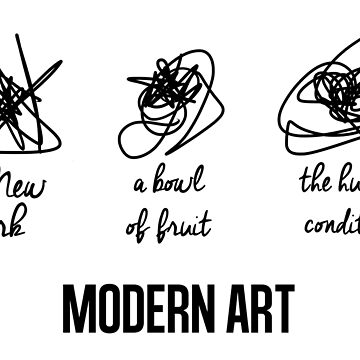 Modern Art by arianazhang