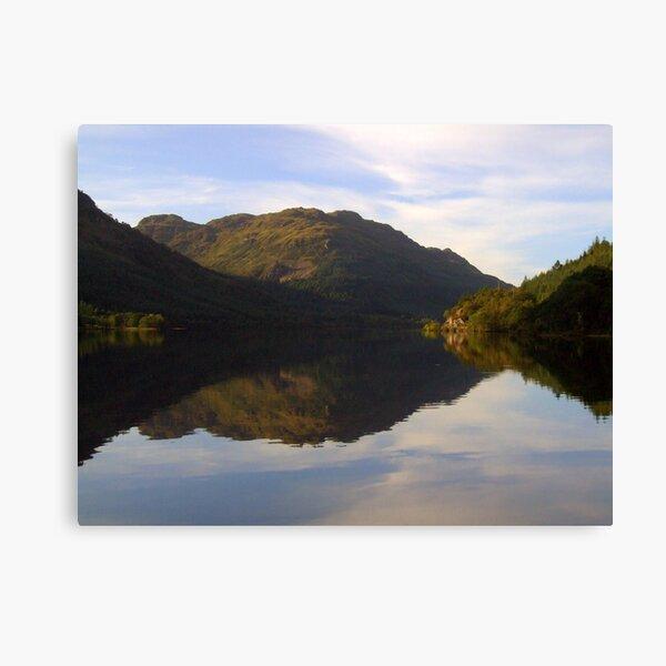 Loch  Eck Canvas Print