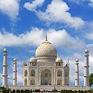 Taj Mahal. by bulljup
