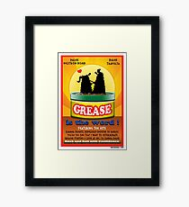 Dalek is the Word Framed Print