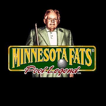 Minnesota Fats - Pool Legend by Fayzun
