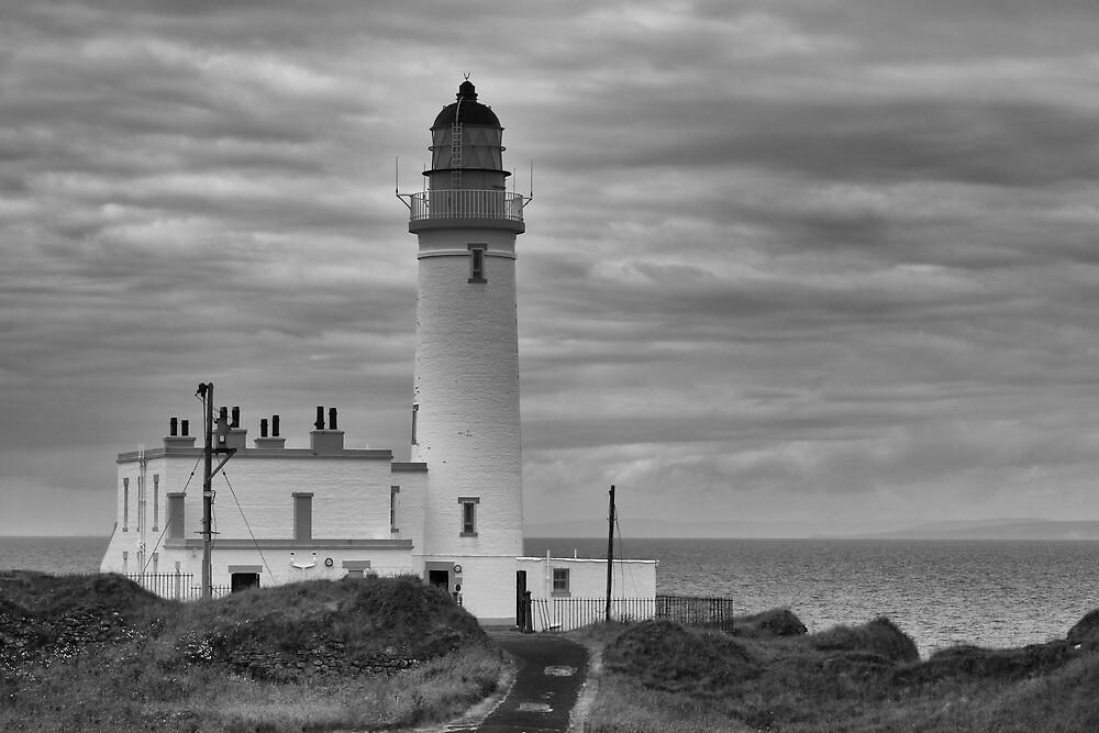 Turnberry Lighthouse by Eunice Gibb