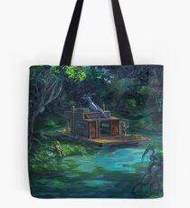 The Waterway Tote Bag
