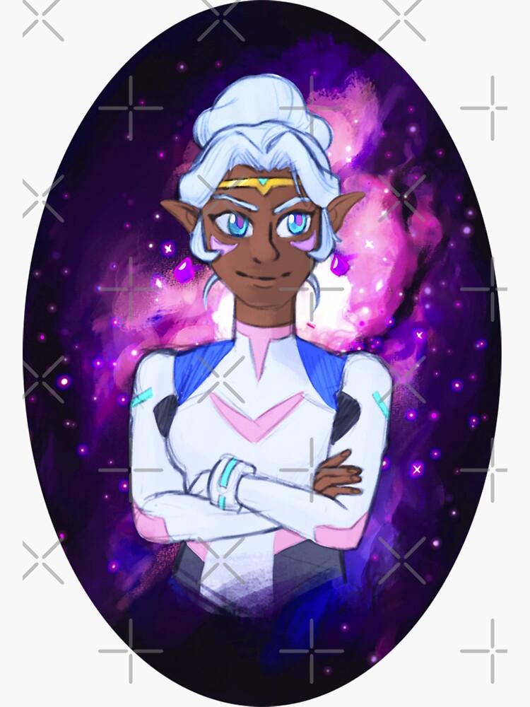 Space Princess by seasofstars