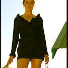 The little black dress by Brooke Hyrapiet