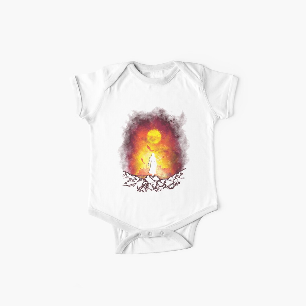 Born Of Fire Baby One-Pieces