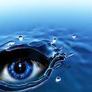 Sea of tears by Gunter Wenzel
