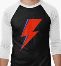 Bowie symbolisch Baseballshirt mit 3/4-Arm