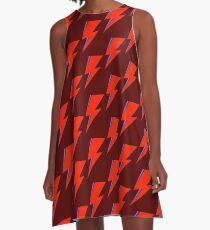 Bowie Symbolic A-Line Dress