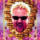 guy celebrity chef fieri by STORMYMADE