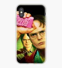 Dwight Club iPhone Case