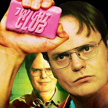 Dwight Club by STEFAB
