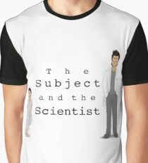 Another The Subject and the Scientist Piece Graphic T-Shirt