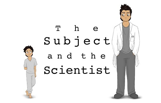Another The Subject and the Scientist Piece by Montana Stayer