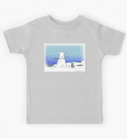 Snow Globes Kids Clothes