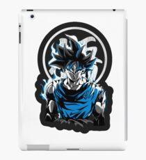 Goku Ultra instinct iPad Case/Skin