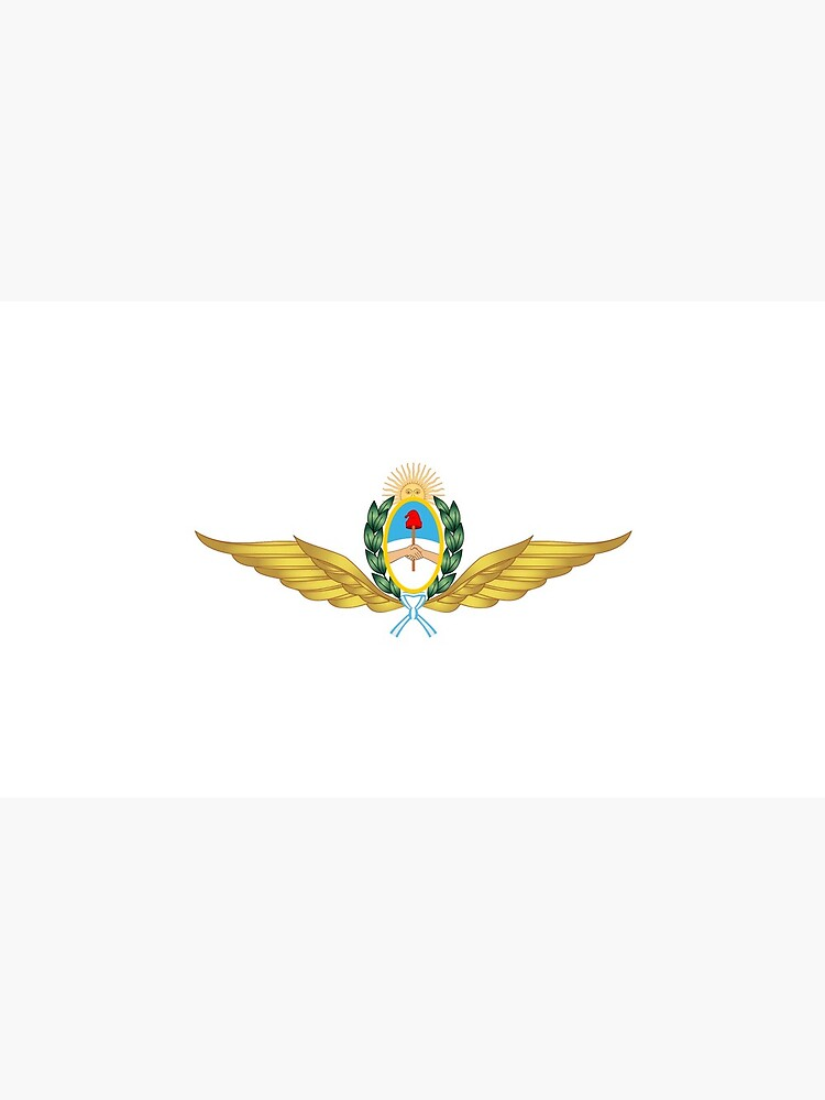 The Argentine Air Force Emblem by ofmany