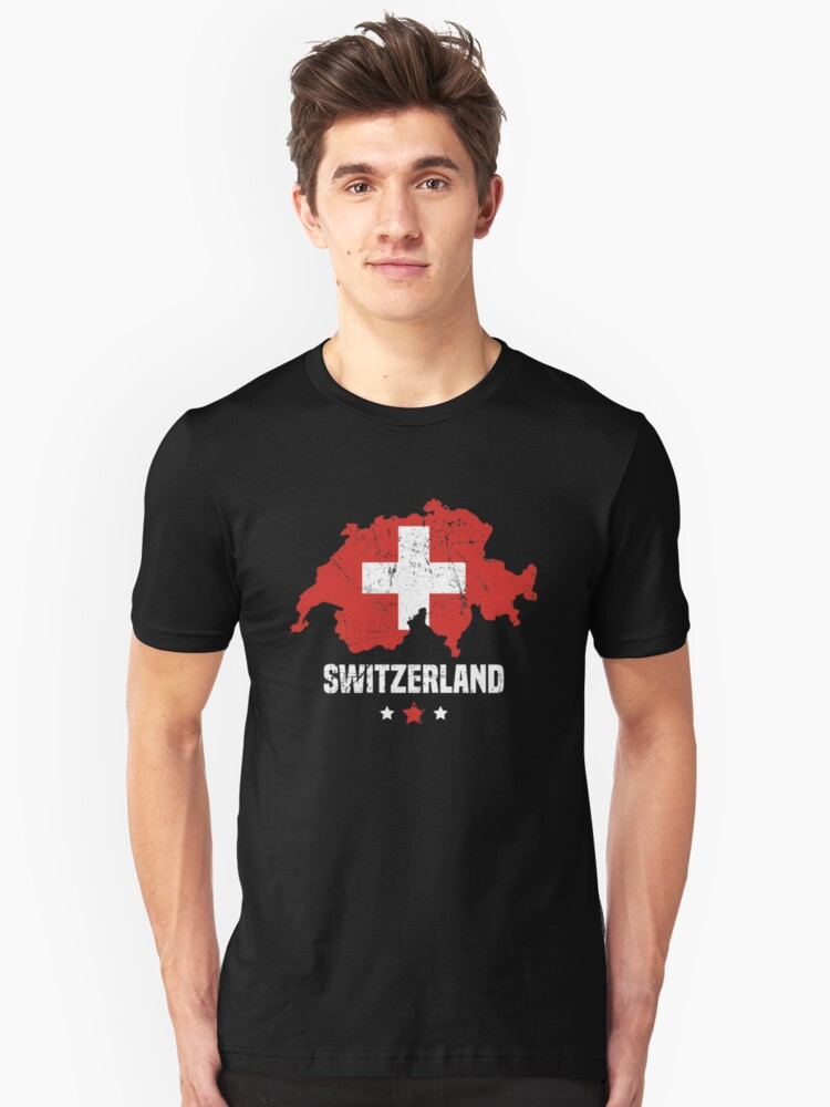 58a91efce Switzerland Flag Swiss Apparel