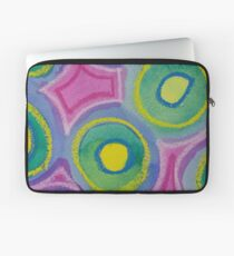 Pastel Eyes Laptop Sleeve