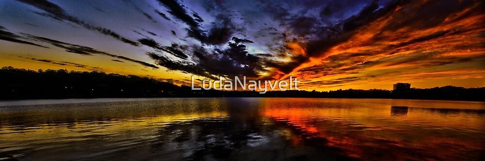 Ice and Fire by LudaNayvelt