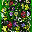 """""""everything is green in spring"""" by Jessica Lavallee"""